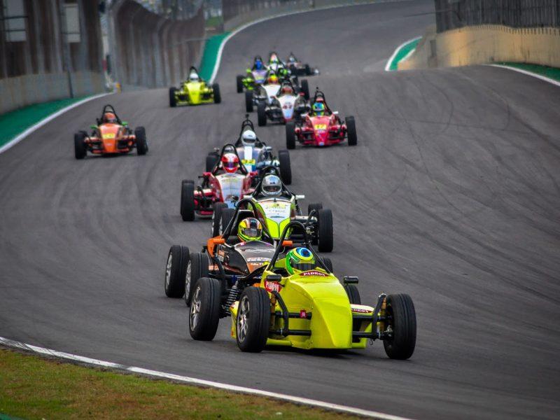 Vem aí o Campeonato Paulista de Fórmula 1600